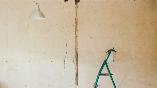 Huis renoveren is een grote klus