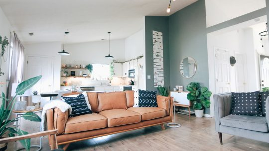 5 Tips voor het inrichten van de woonkamer