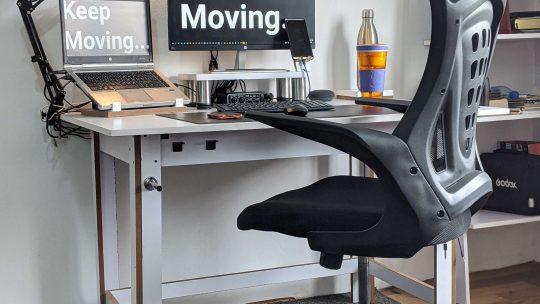 De voordelen van een sta-zit bureau