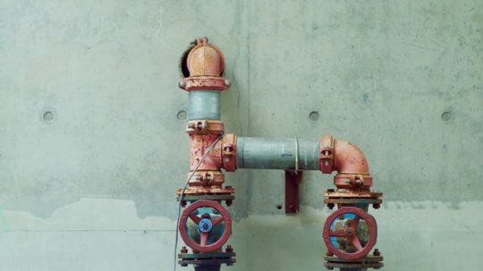 Waterleiding kapot, wat nu?